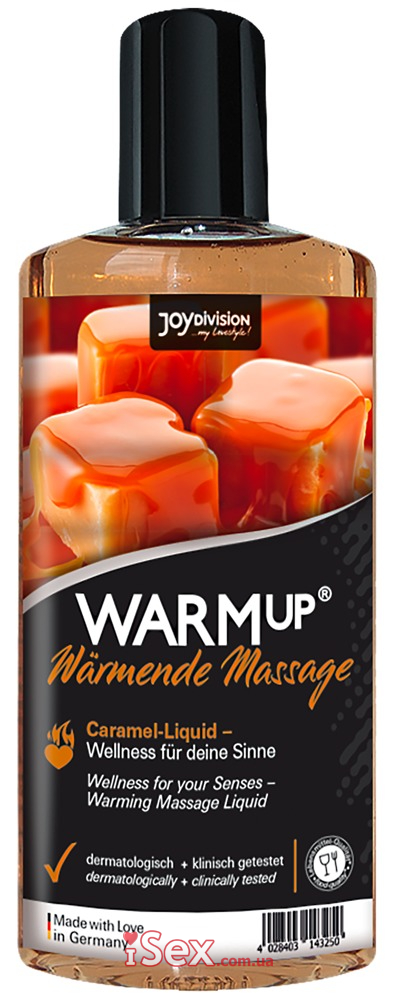 Массажное масло Warmup, 150 мл