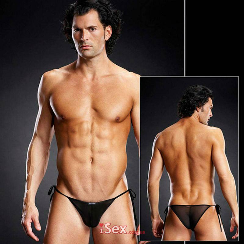 Мужские бикини Pro-Mesh Side-Tie Bikini