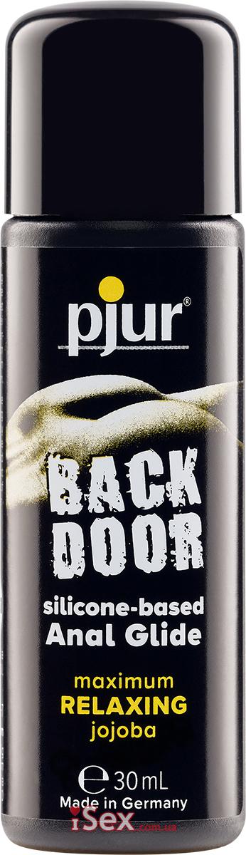 Расслабляющий анальный лубрикант на силиконовой основе Pjur Back Door Glide 30мл