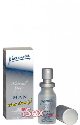 Духи для мужчин с феромонами extra strong Natural Spray Twiligh, 10 мл