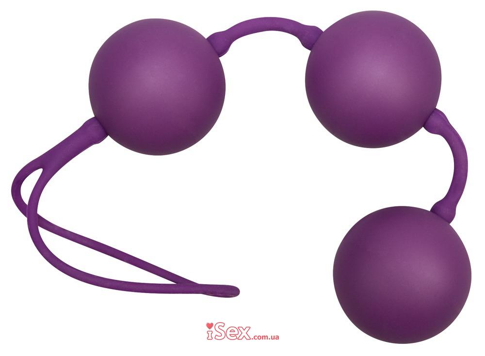 Вагинальные шарики Velvet Balls