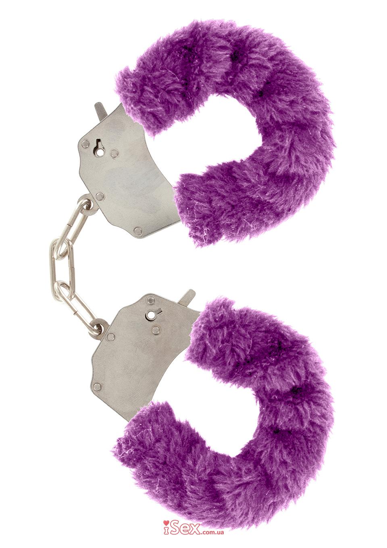 Наручники Furry Fun Cuffs Purple