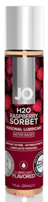 Оральный лубрикант c разными вкусами на водной основе System JO H2O Flavored Lubricant, 30 мл