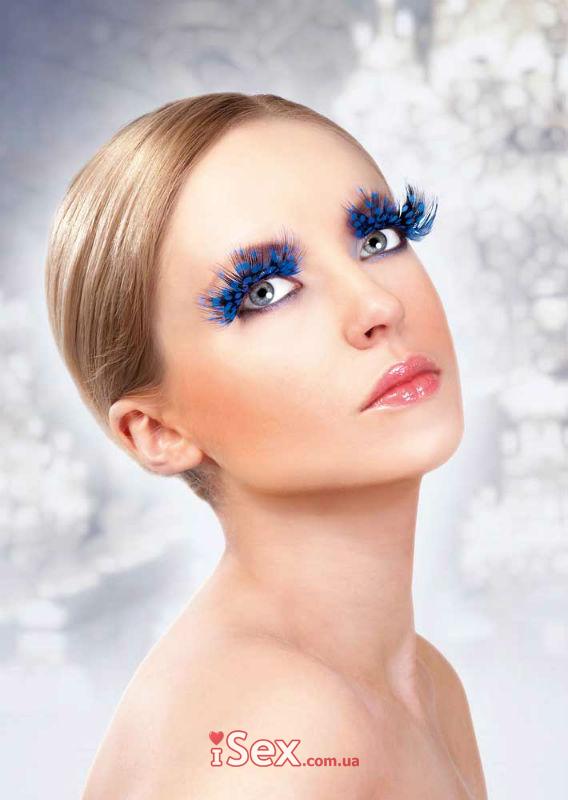 Накладные ресницы Blue Feather Eyelashes