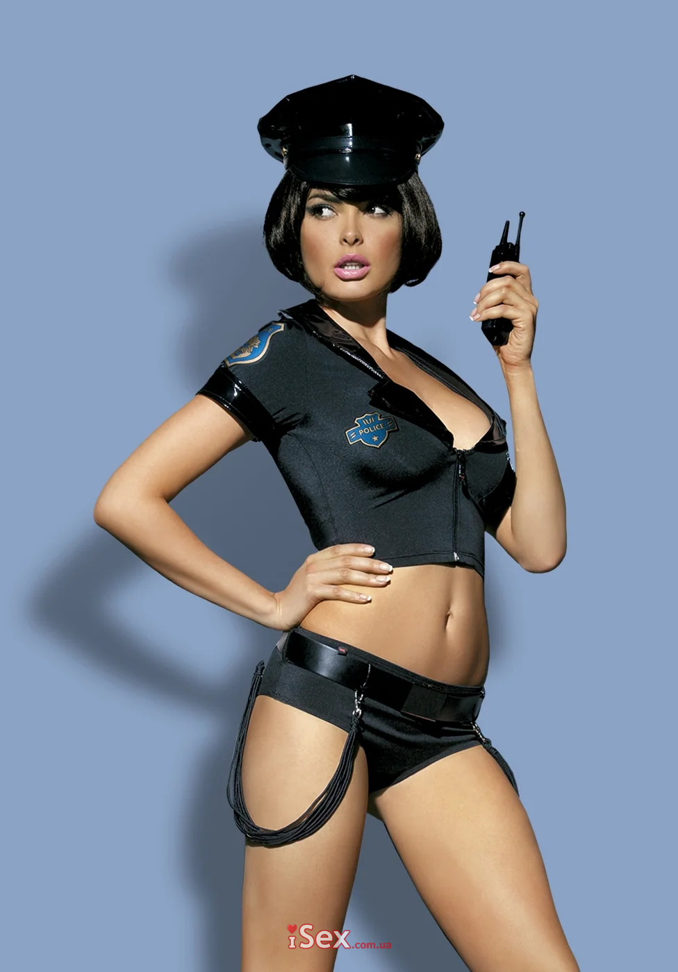 Костюм полицейской Police Set Costume