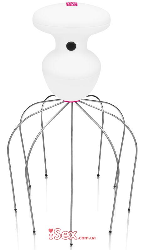 Вибромассажер для головы Head Relax Vibra Massager Deluxe