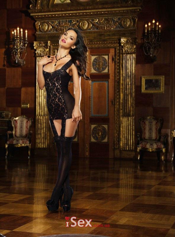 Платье-комбинезон Lace Up Back Garder Dress