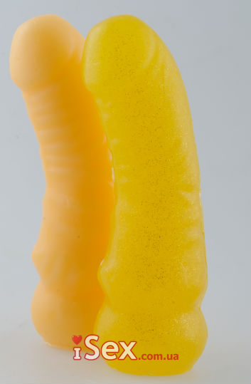Мыло в виде пениса Мужская объемная форма большая