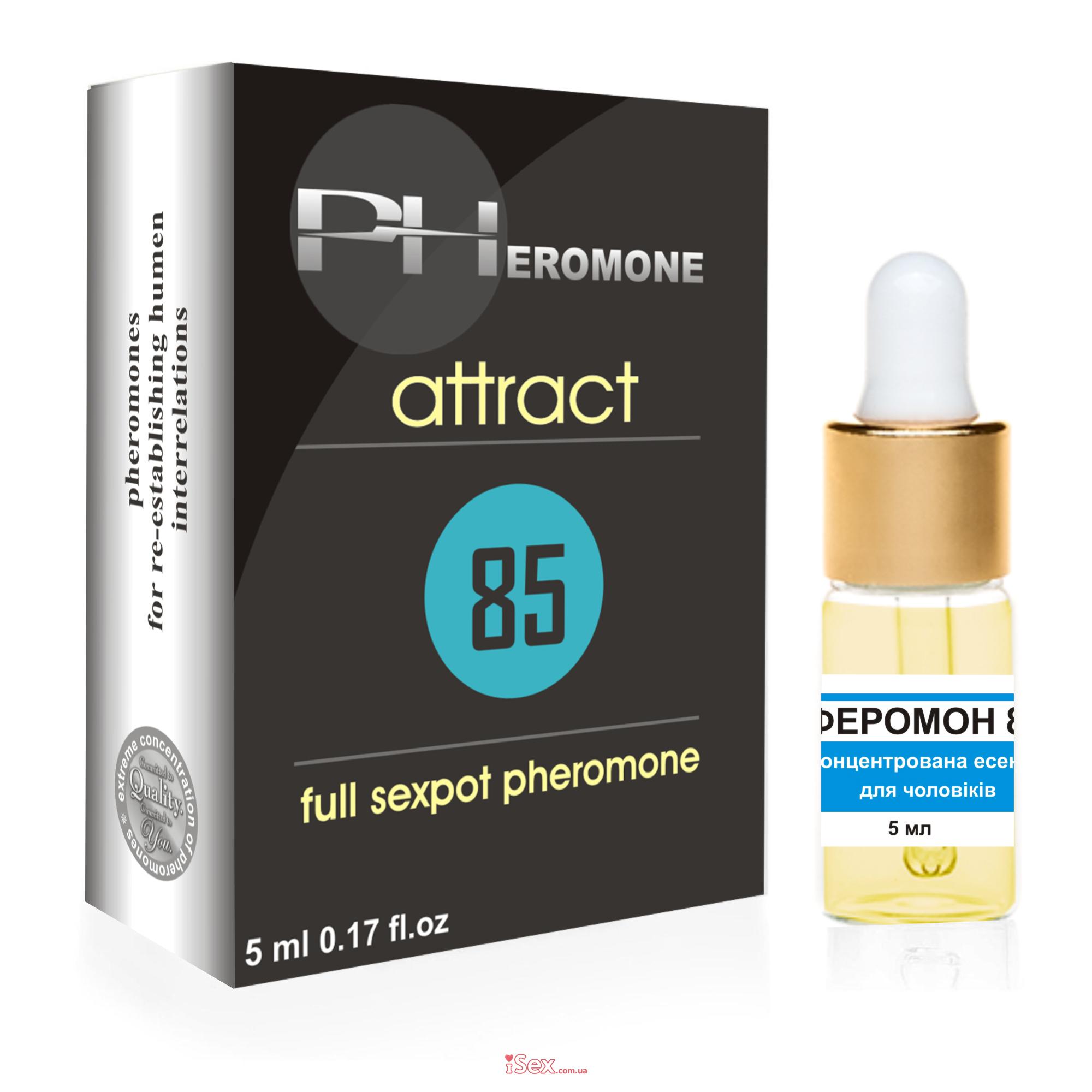 Эссенция мужских феромонов PHEROMON 85, 5 мл