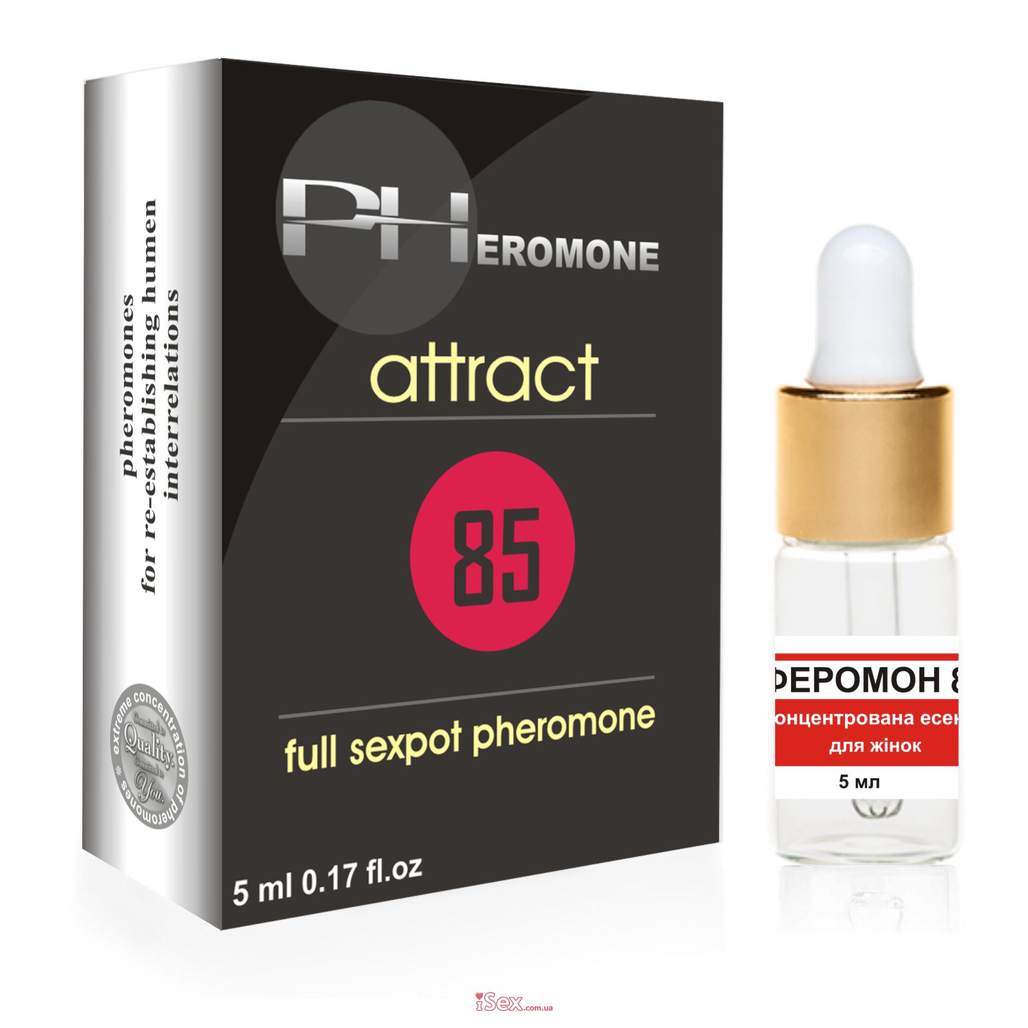 Эссенция женских феромонов PHEROMON 85, 5 мл