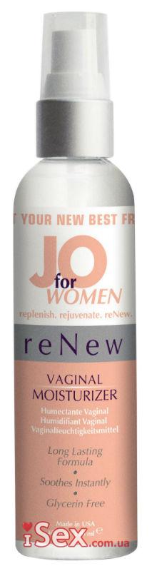 Восстанавливающий женский гель System JO ReNew Vaginal Moisturizer, 120 мл