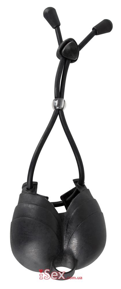 Кольцо на пенис с поддержкой мошонки Ball Bag