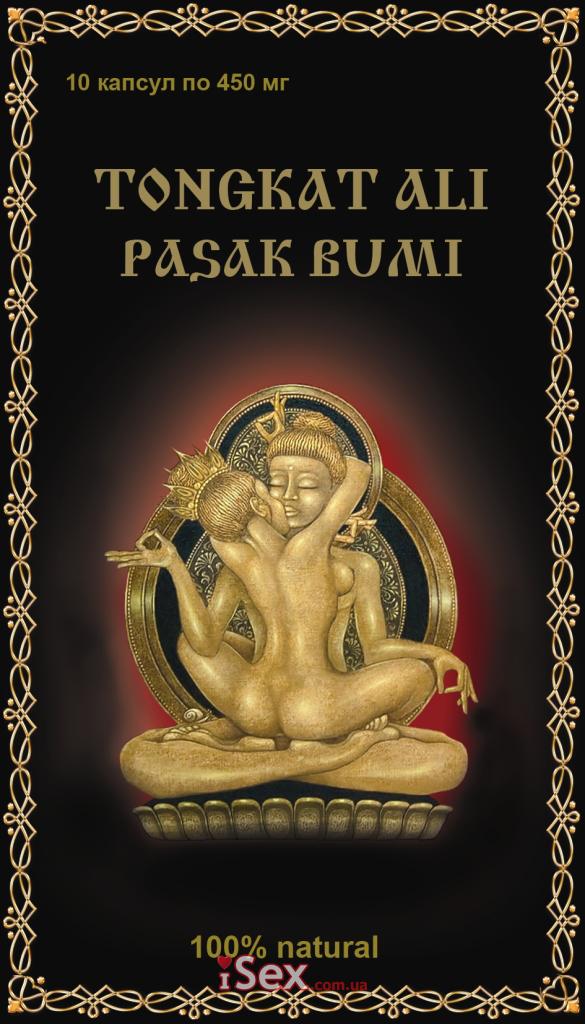Средство для усиления потенции и улучшения эрекции (унисекс) Tongkat Ali Pasak Bumi
