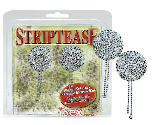 Серебряные украшения на соски