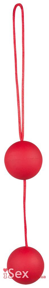 Бархатные красные шарики Velvet Red Balls