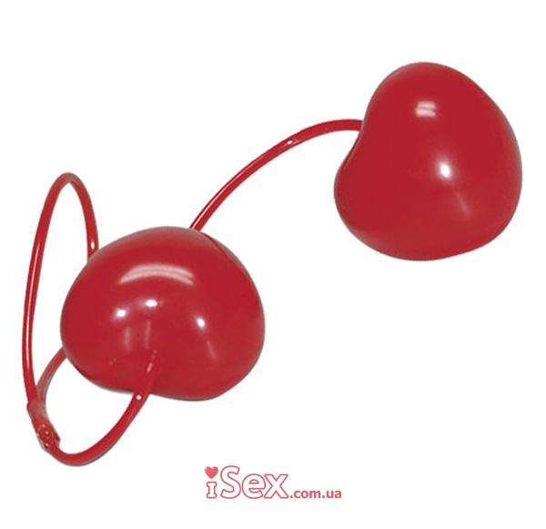 Вагинальные шарики-сердечки Wildheart Love Balls