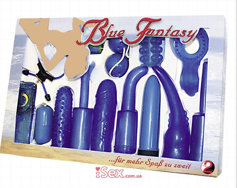 Набор Синяя фантазия