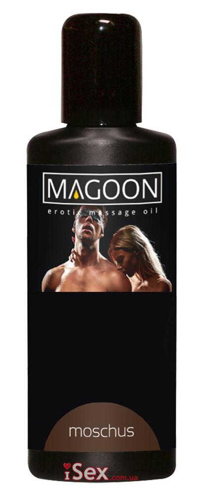 Массажное масло мускус 50 мл
