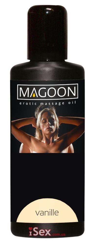 Ванильное массажное масло, 100 мл