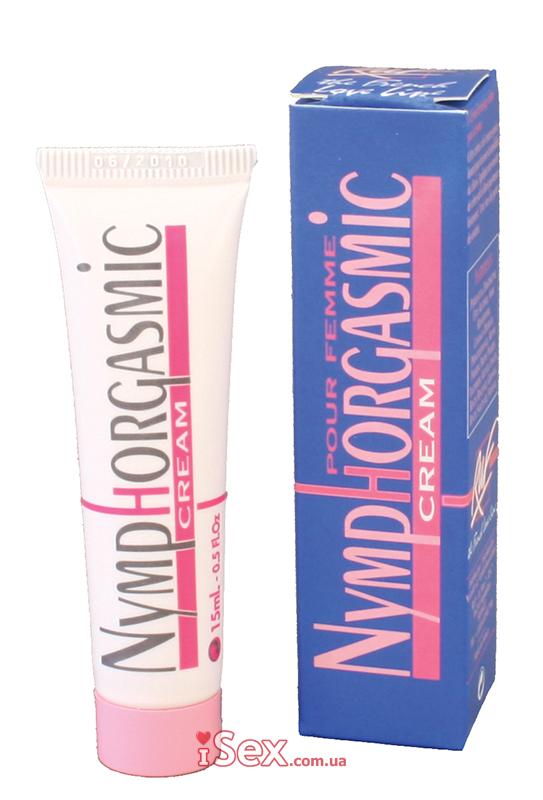 Женский возбуждающий крем Nymphorgasmic Cream