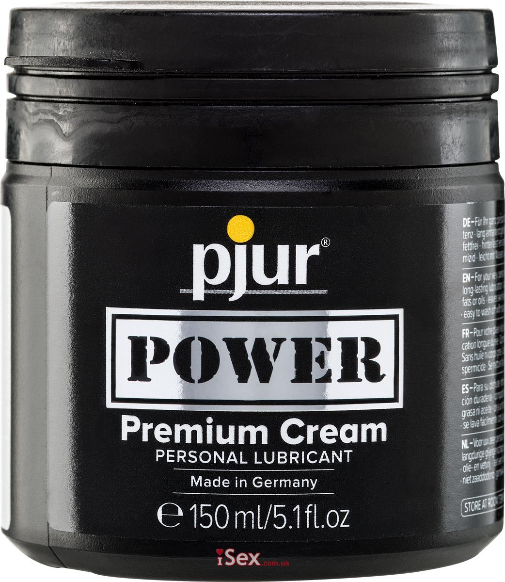 Крем-лубрикант для фистинга Pjur Power Premium Creme, 150 мл