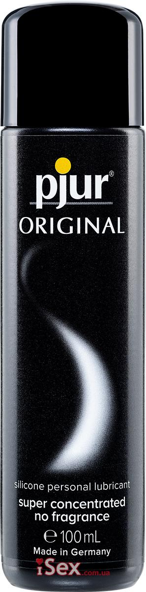 Классический лубрикант на силиконовой основе Pjur Original, 100 мл
