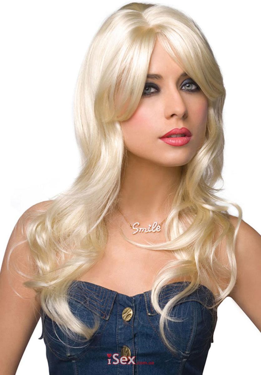Парик Jessie Wig - Platinum Blonde