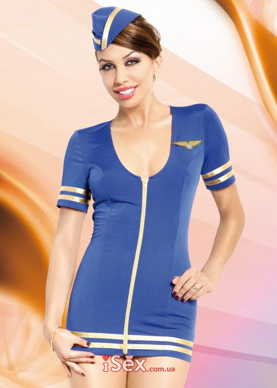 Эротический костюм Stewardess