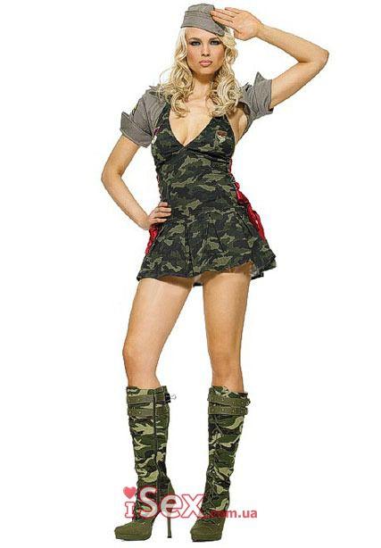 Секси девушки в военной форме фото 14489 фотография