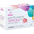 Тампоны Soft Comfort Tampons Wet Without String, 2 шт