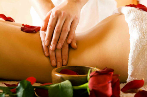 Оргазма влагалище массаж