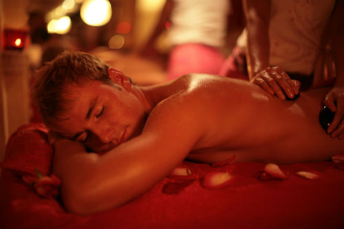 Основы секс массажа